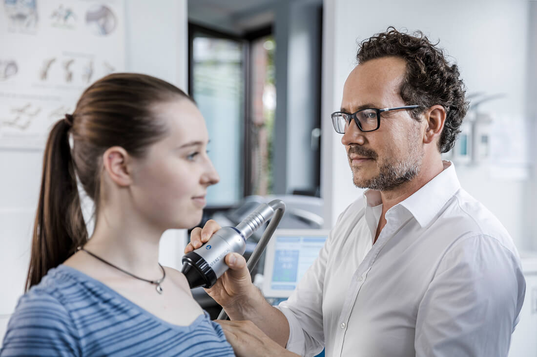 Orthopädie Meerbusch - Vollmert - Potrett - Leistungen - Sehnentherapie