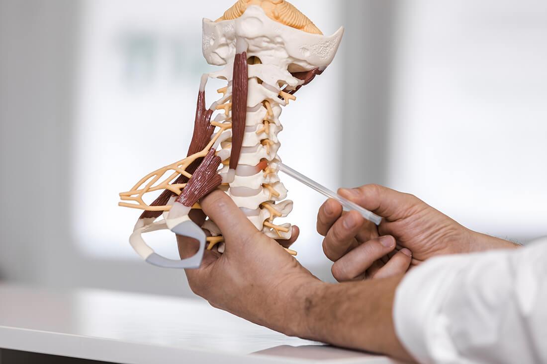 Orthopädie Meerbusch - Vollmert - Potrett - Minimalinvasive Schmerztherapie in der Praxis
