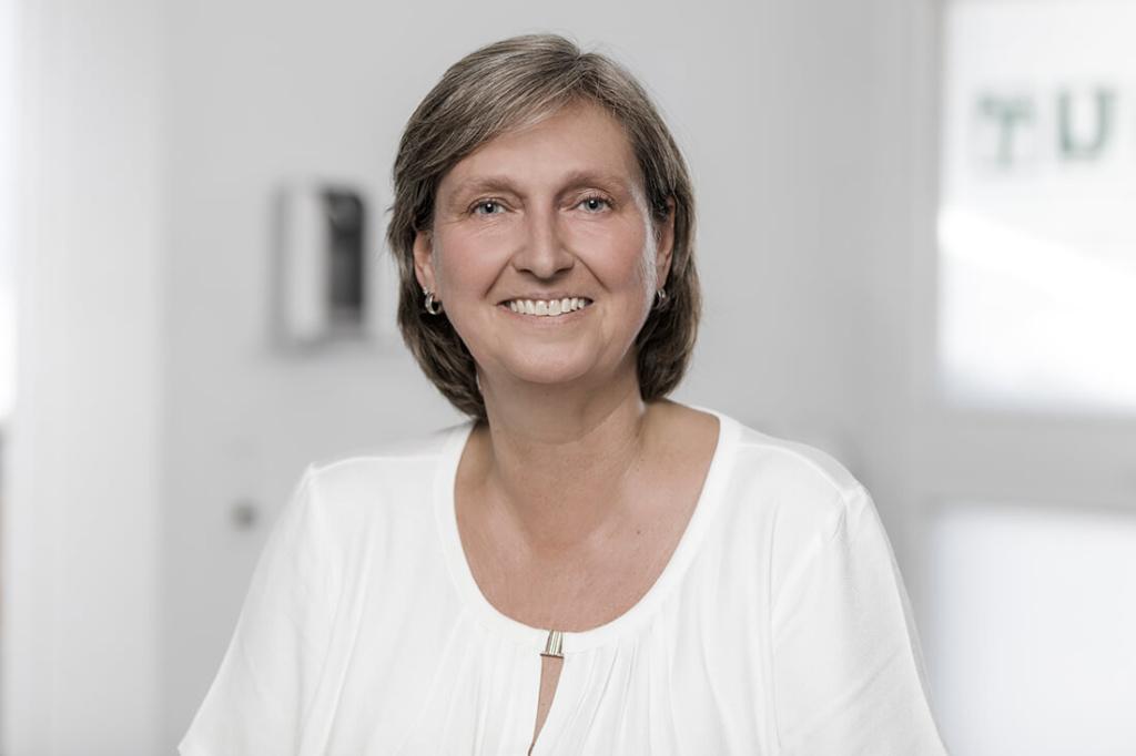 Orthopädie Meerbusch - Vollmert - Potrett - Team - Anja Tiefenbach