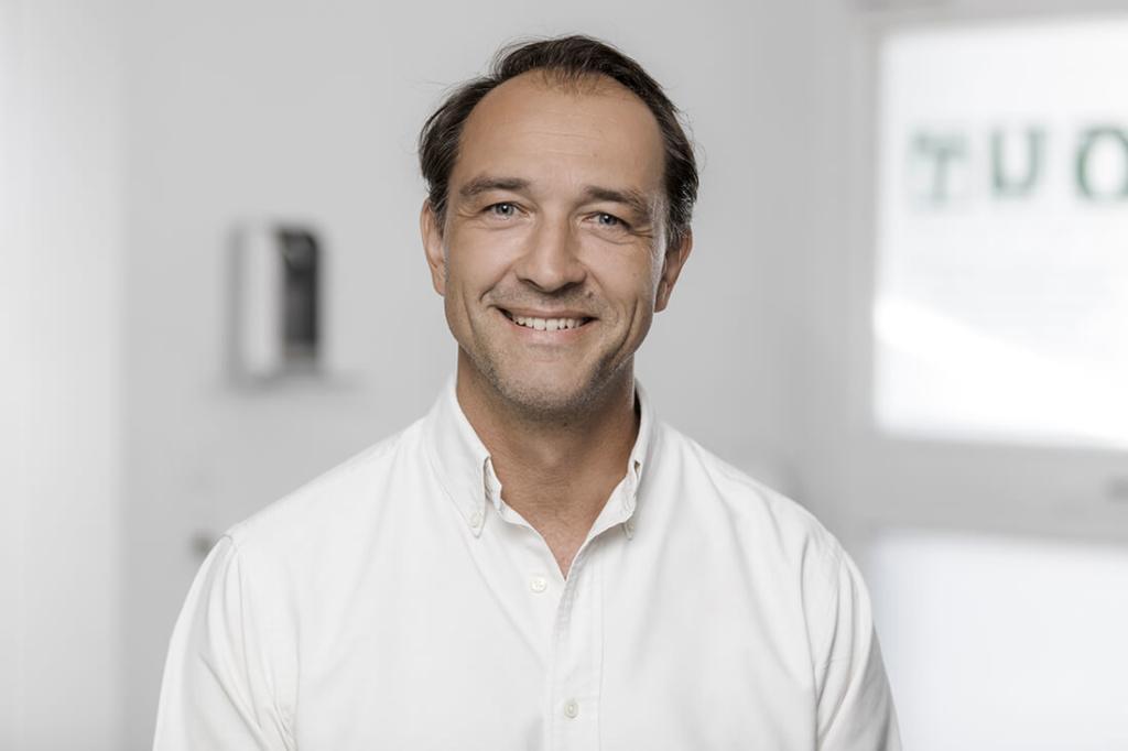 Orthopädie Meerbusch - Vollmert - Potrett - Team - Dr. med. Oliver Potrett
