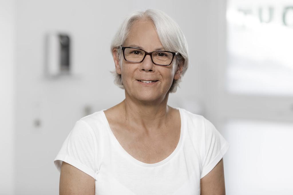 Orthopädie Meerbusch - Vollmert - Potrett - Team - Isolde Bendowski