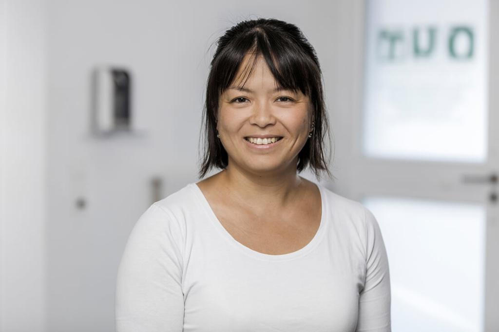 Orthopädie Meerbusch - Vollmert - Potrett - Team - Kunie Yagasaki